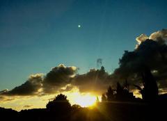 Ciel Saint-Jean-Ligoure 87260 Sur la route des érables