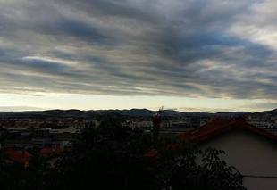 Nuages Clermont-Ferrand 63000 Ciel du matin
