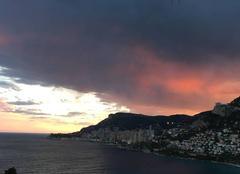 Ciel Roquebrune-Cap-Martin 06190 Ciel de feux