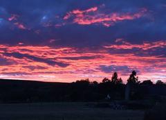 Ciel Saint-Jean-de-Trezy 71490 Magnifique ciel ce soir...