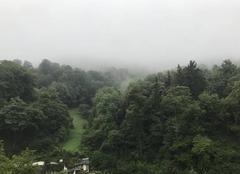 Nuages Heppenheim Heppenheim sous la pluie