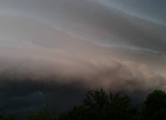 Orage Balan 08200 L'orage arrive !