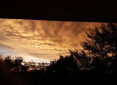 Ciel Sin-le-Noble 59450 Pre orage
