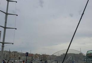 Nuages Marseille 13010 Météo