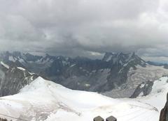 Ciel Chamonix-Mont-Blanc 74400 Les abord du Mont-blanc !