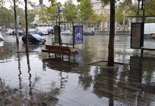 Pluie Paris-03 75003 Automne