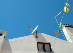Ciel Serra D' El-Rei Soleil sans vent a serra