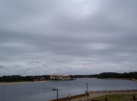 Pas encore de pluie...