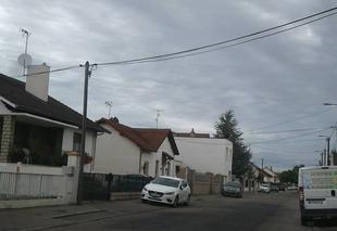 Pluie Dijon 21000 Debut pluie
