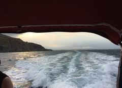 Mer Collioure 66190 Vue de la mer