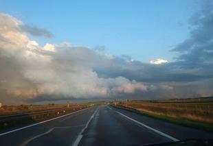 Ciel Les Grandes-Loges 51400 Pluie en vue