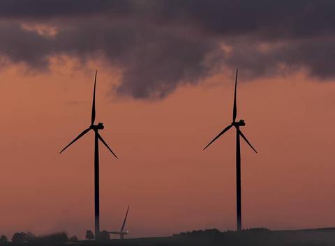 Les éoliennes s'éveillent
