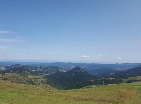 Les monts d Ardèche