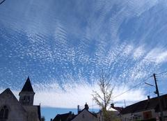 Nuages Vallieres-les-Grandes 41400 Nuages