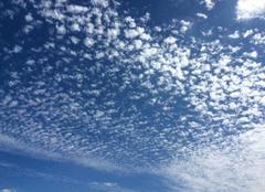 Nuages Meaux 77100 Petits nuages