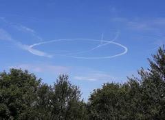 Ciel Loisy 54700 Ronds dans le ciel