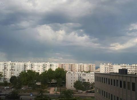 Lyon au matin