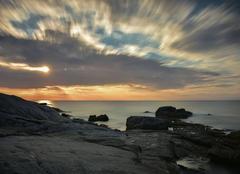 Ciel Lumio 20260 À Punta di Spanu site naturel