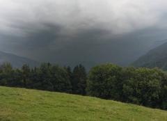 Orage Saint-Pierre-d'Entremont 73670 L'orage s'éloigne ...