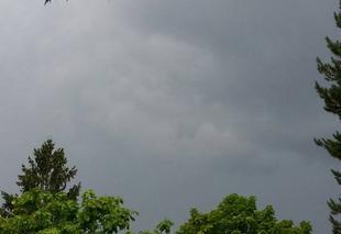 Orage Saran 45770 Menace orageuse
