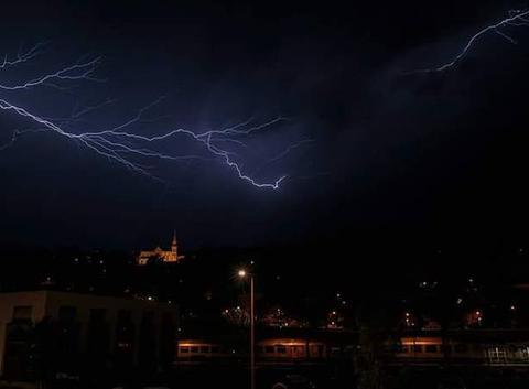 Un soir d'orage