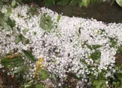 Pluie Saint-Andre-les-Vergers 10120 Grêlons