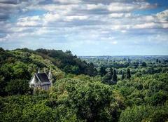 Faune/Flore Chaudefonds-sur-Layon 49290 Chapelle Sainte-Barbe des Mines