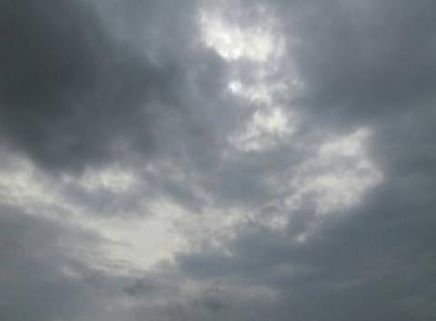 Pas de pluie
