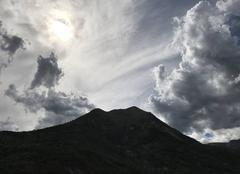 Ciel Villars-sur-Var 06710 Mont Falourde