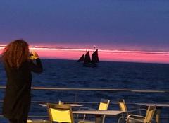 Mer Pleneuf-Val-Andre 22370 Silhouette