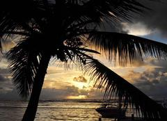 Mer Punta Cana Lever de soleil