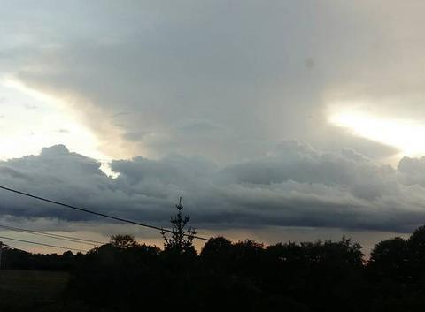 Forme d'orage