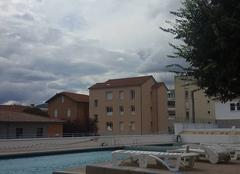Nuages Privas 07000 Piscine Gratena