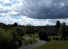 Ciel Grosmagny 90200 Mâtinée nuageuse à Grosmagny
