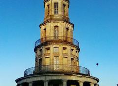 Nuages Chambourg-sur-Indre 37310 La pagode de chambourg sur indre