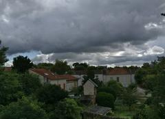 Ciel Boissy-Saint-Leger 94470 Gris, gris...