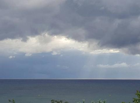 La mer à Furiani