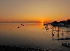 Ciel Saint-Brevin-les-Pins 44250 Lever de soleil à Mindin