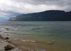 Vent Brison-Saint-Innocent 73100 Vent sur le lac du Bourget