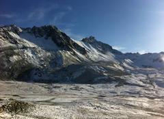Vent Beaufort 73270 La neige fait son retour