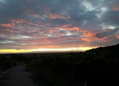 Ciel Dorlisheim 67120 Levée de soleil