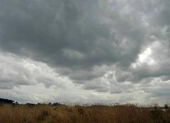 Nuages Dizy-le-Gros 02340 Gros nuages