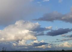 Nuages Troyes 10000 Sublime dégradé de nuages pluvieux