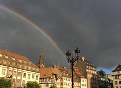 Ciel Strasbourg 67100 Arc en ciel place Kléber