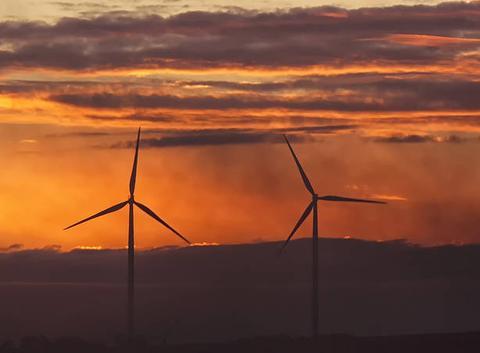 Le réveil des éoliennes