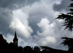 Ciel Saint-Lezer 65500 Ciel de St Lézer ce samedi 16 septembre 2017,..