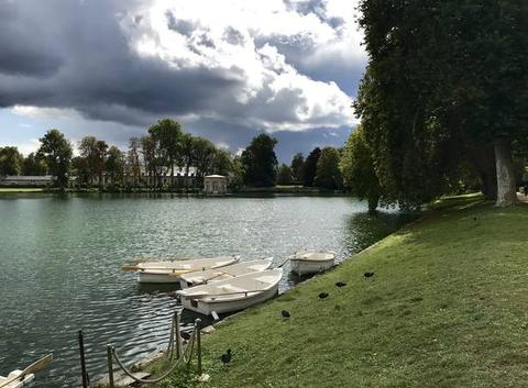 Fontainebleau, les couleurs du temps