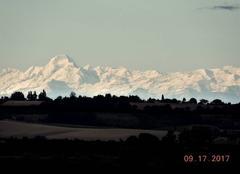 Climat Nogaret 31540 Blanches, les Pyrénées.