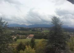Nuages Allonzier-la-Caille 74350 Vue montagnes