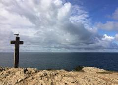 Mer Saint-Gildas-de-Rhuys 56730 Balade au Grand-Mont
